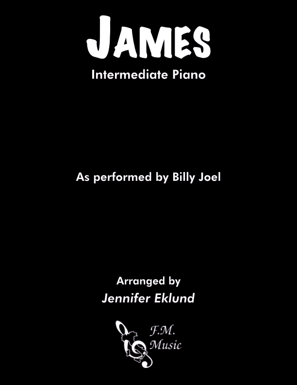 James (Intermediate Piano)