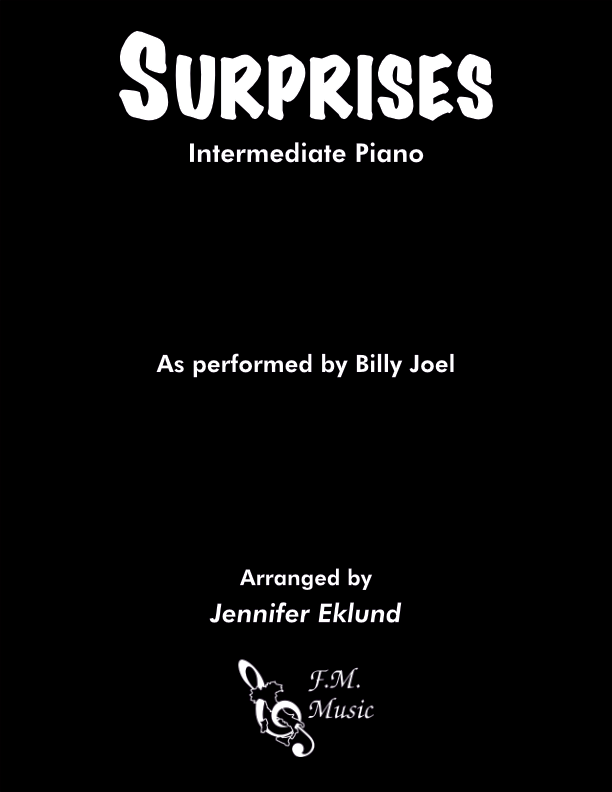 Surprises (Intermediate Piano)
