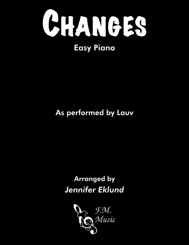 Changes (Easy Piano)