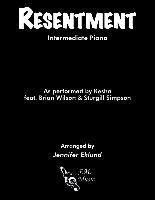 Resentment (Intermediate Piano)