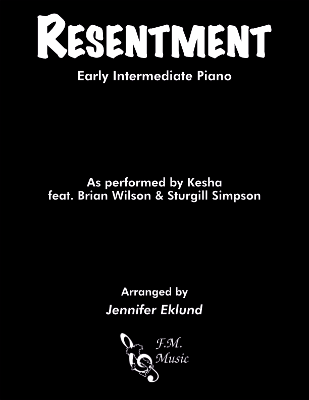 Resentment (Early Intermediate Piano)