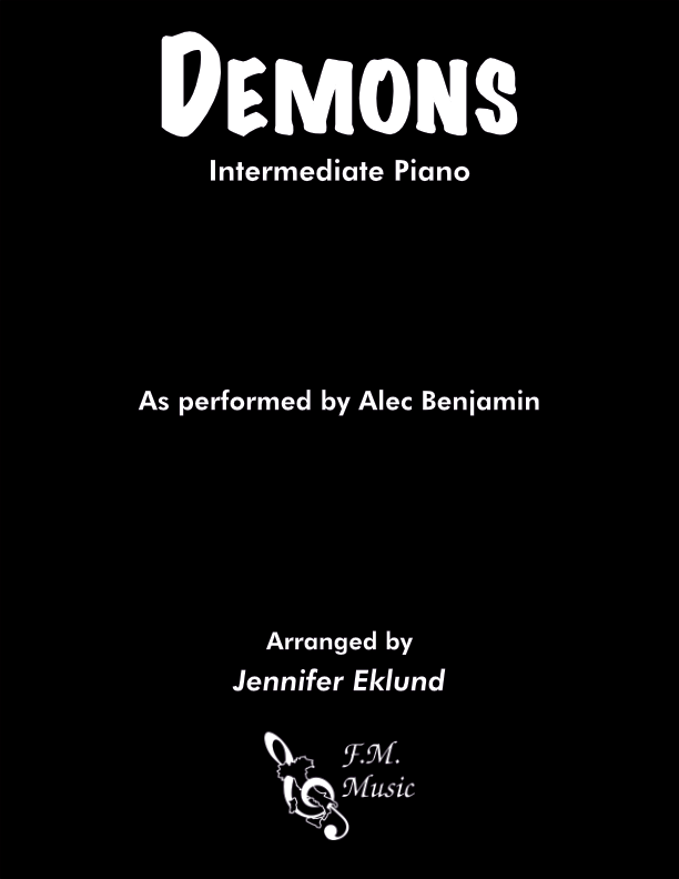 Demons (Intermediate Piano)