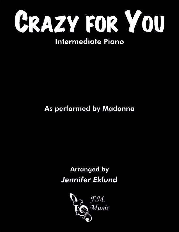 Crazy for You (Intermediate Piano)