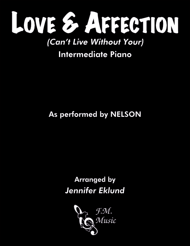 Love & Affection (Intermediate Piano)