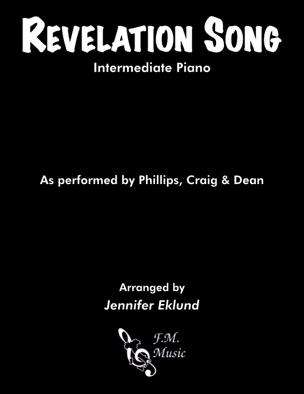 Revelation Song (Intermediate Piano)