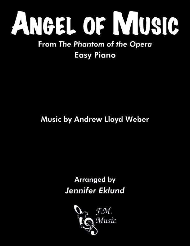 Angel of Music (Easy Piano)