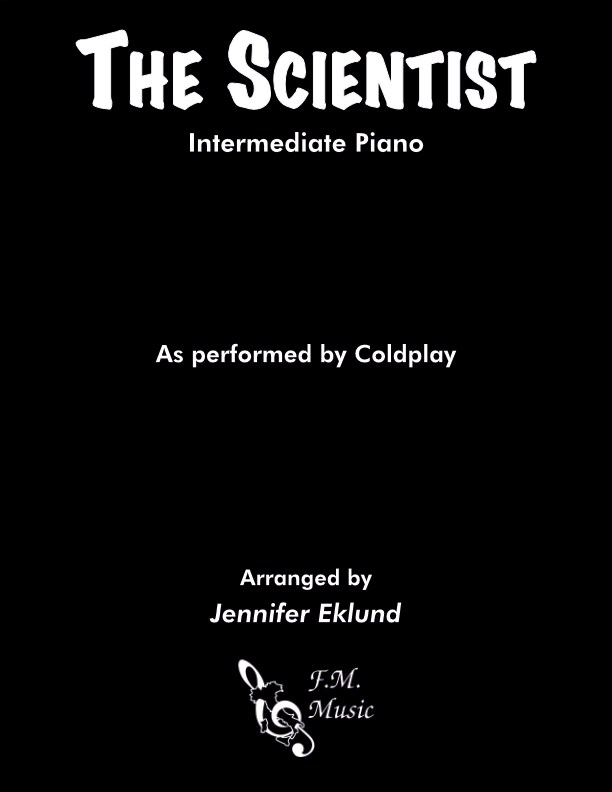 The Scientist (Intermediate Piano)