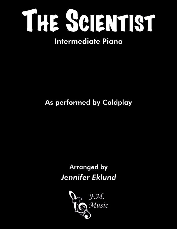 The Scientist (Intermediate Piano)