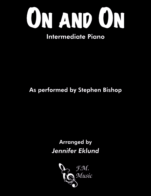 On and On (Intermediate Piano)