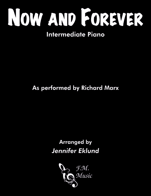 Now and Forever (Intermediate Piano)
