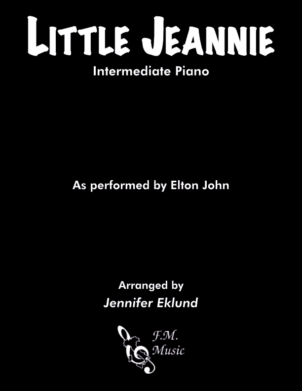 Little Jeannie (Intermediate Piano)