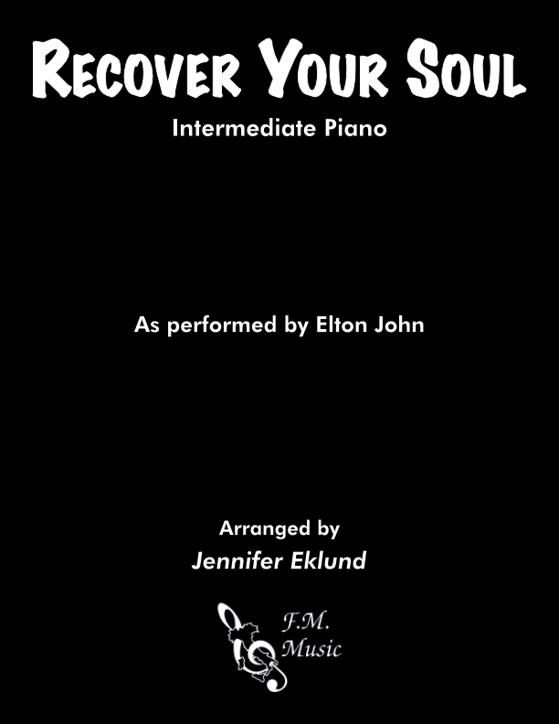 Recover Your Soul (Intermediate Piano)
