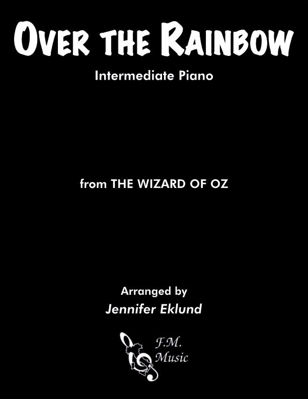 Over the Rainbow (Intermediate Piano)