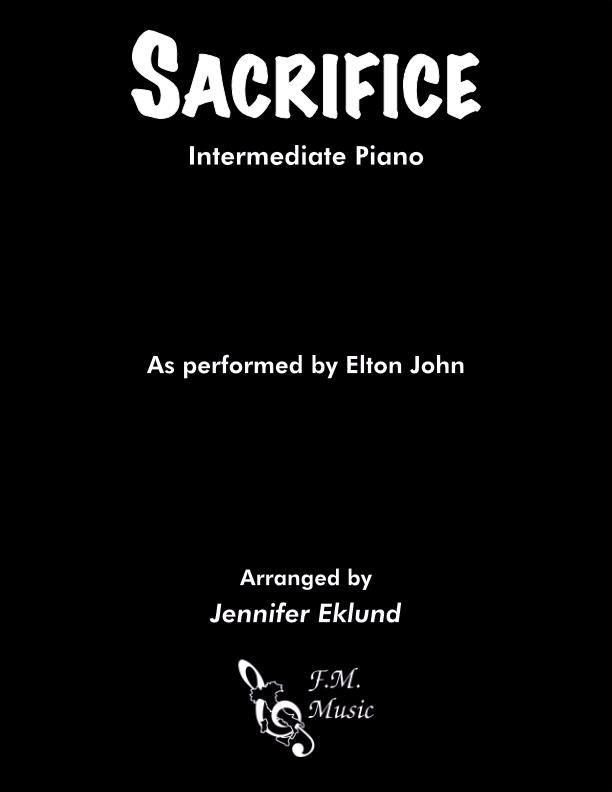 Sacrifice (Intermediate Piano)