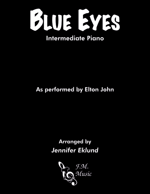 Blue Eyes (Intermediate Piano)