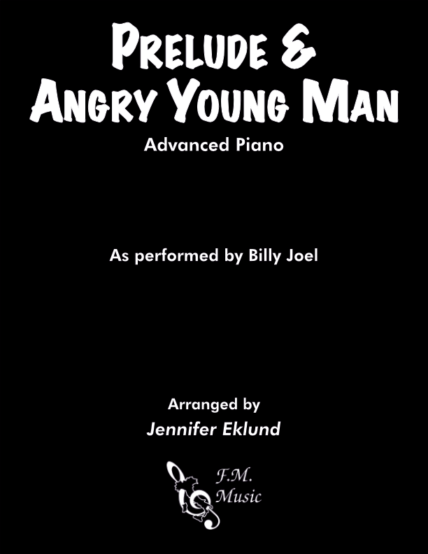 Angry Young Man (Advanced Piano)
