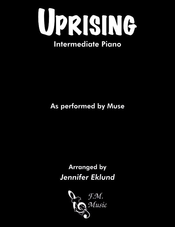 Uprising (Intermediate Piano)