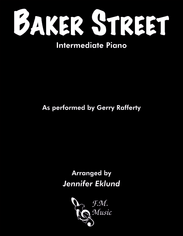 Baker Street (Intermediate Piano)