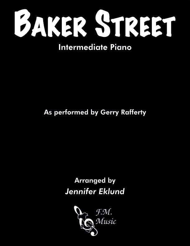 Baker Street (Intermediate Piano)