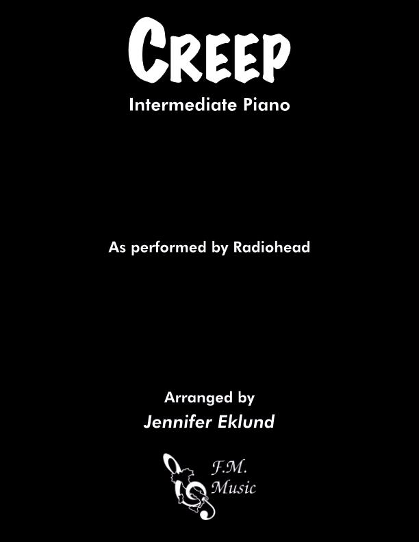 Creep (Intermediate Piano)