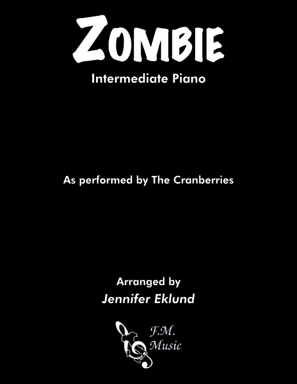 Zombie (Intermediate Piano)