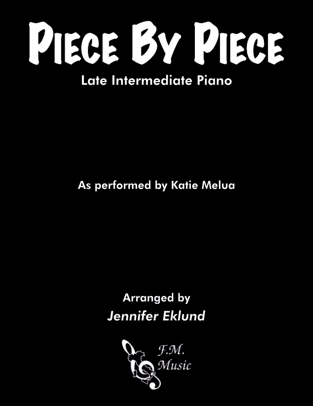 Piece by Piece (Late Intermediate Piano)