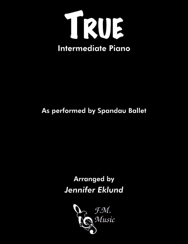 True (Intermediate Piano)