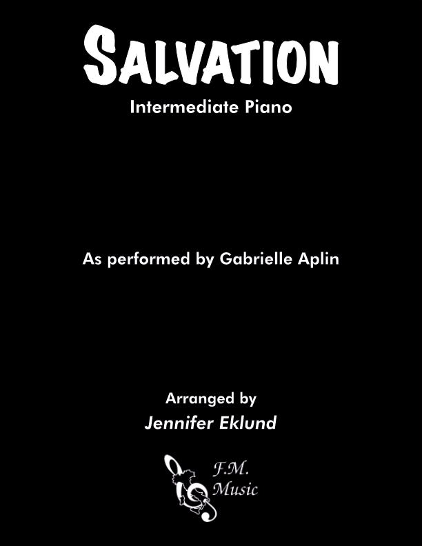 Salvation (Intermediate Piano)