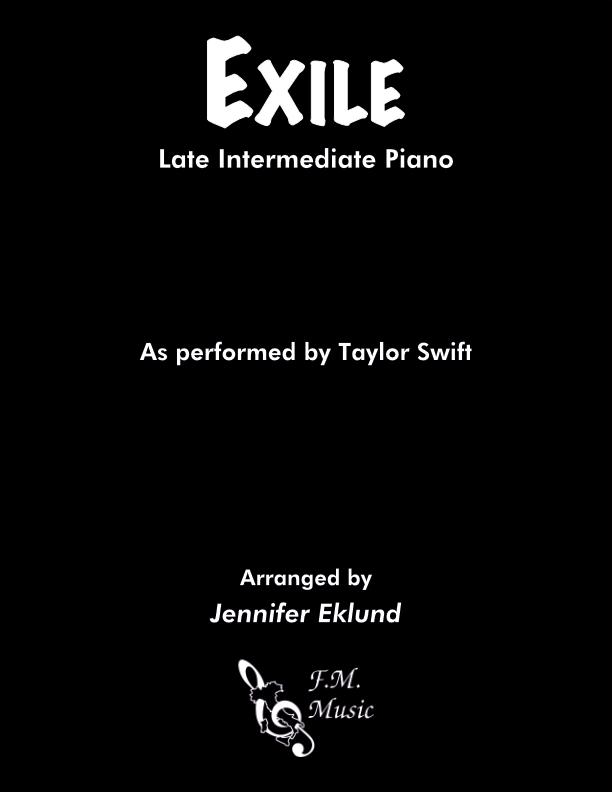 Exile (Late Intermediate Piano)