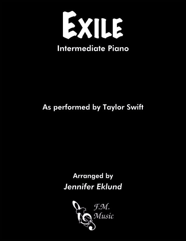 Exile (Intermediate Piano)