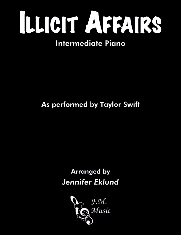 Illicit Affairs (Intermediate Piano)