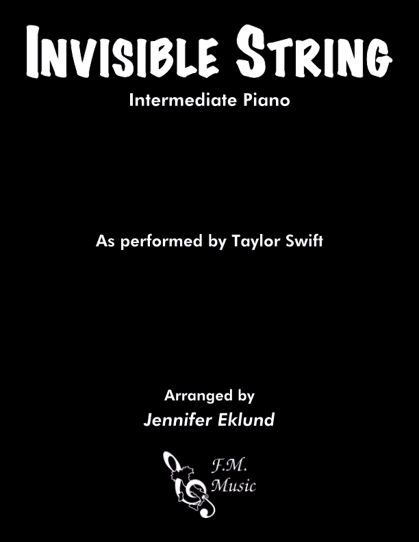 Invisible String (Intermediate Piano)