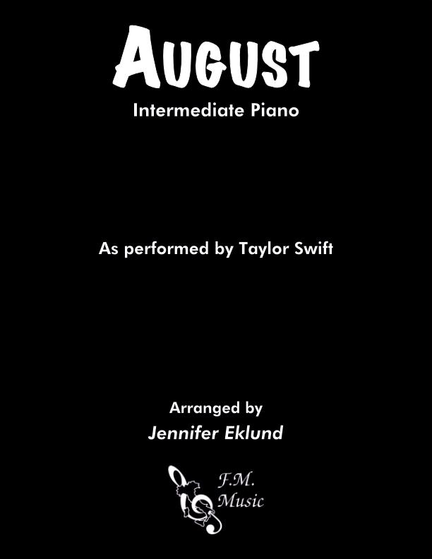 August (Intermediate Piano)
