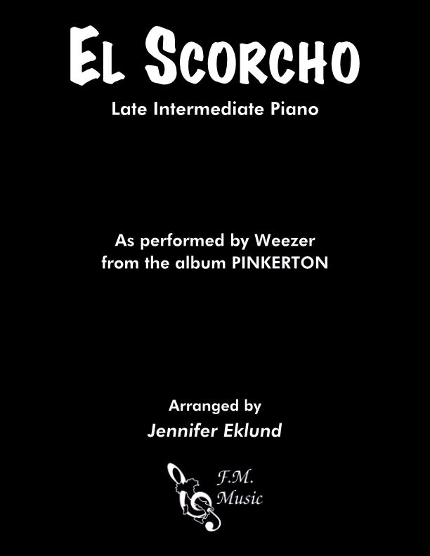 El Scorcho (Late Intermediate Piano)
