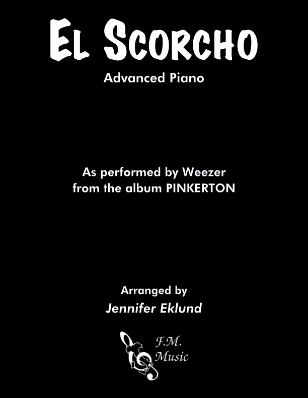 El Scorcho (Advanced Piano)