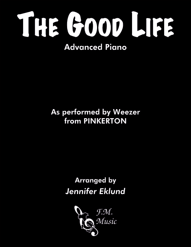 The Good Life (Advanced Piano)