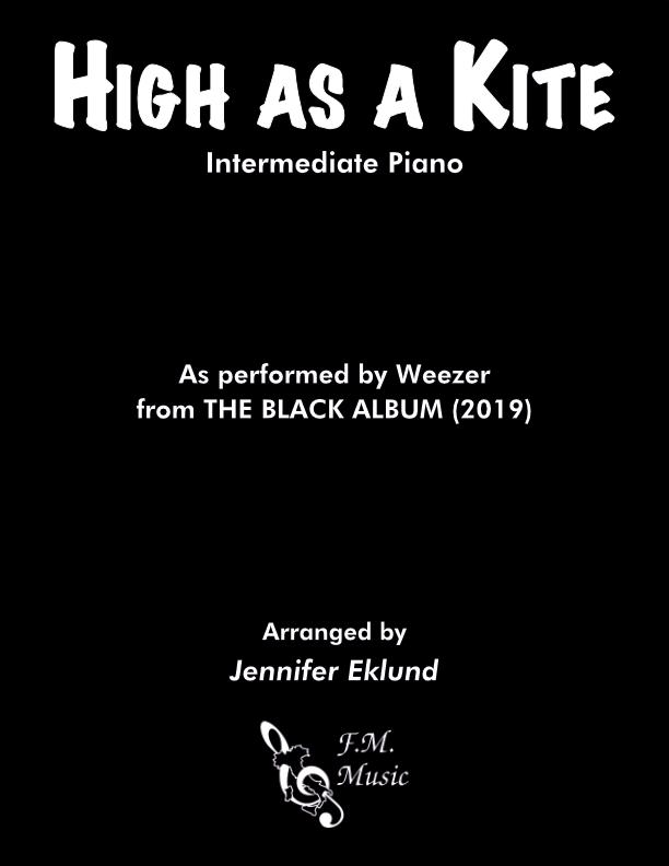 High as a Kite (Intermediate Piano)