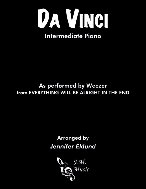 Da Vinci (Intermediate Piano)