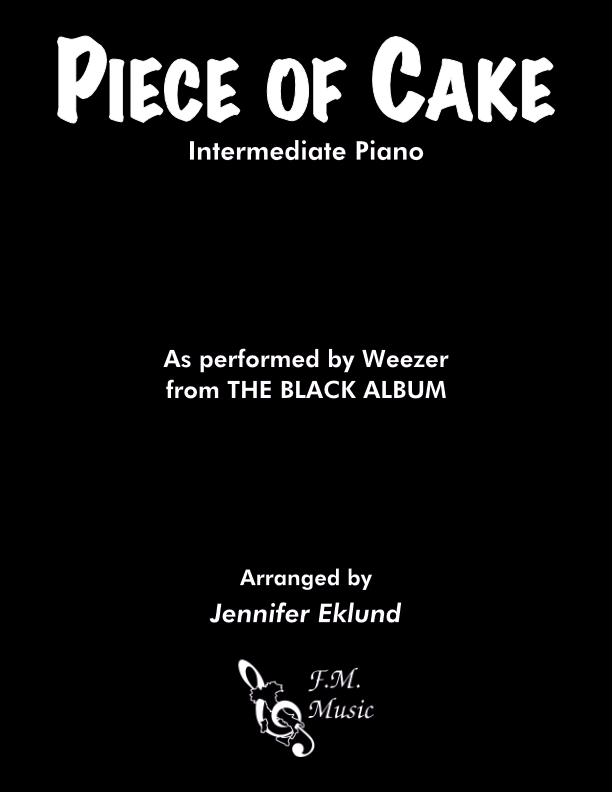 Piece of Cake (Intermediate Piano)
