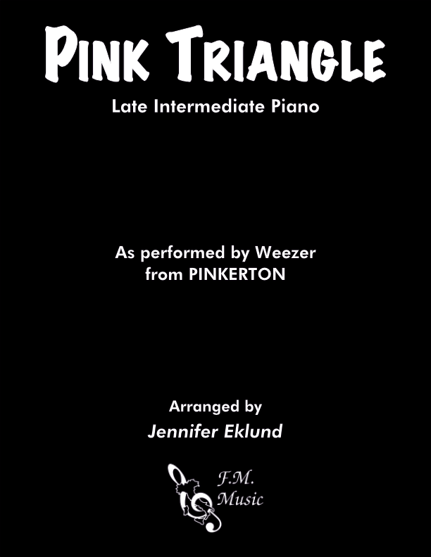 Pink Triangle (Late Intermediate Piano)