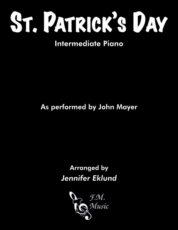 St. Patrick's Day (Intermediate Piano)