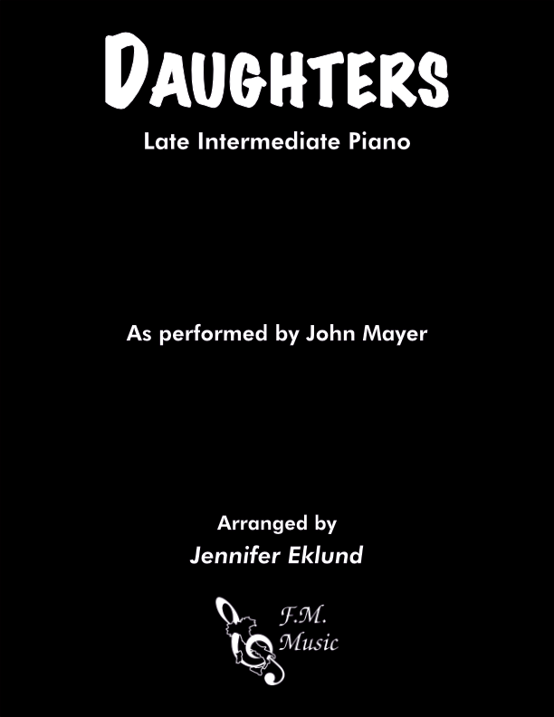 Daughters (Late Intermediate Piano)