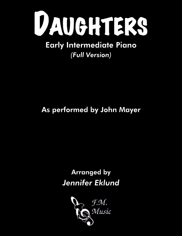 Daughters (Early Intermediate - Full Version)