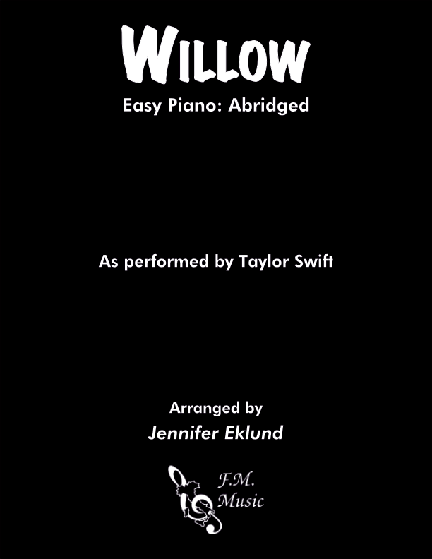Willow (Easy Piano)