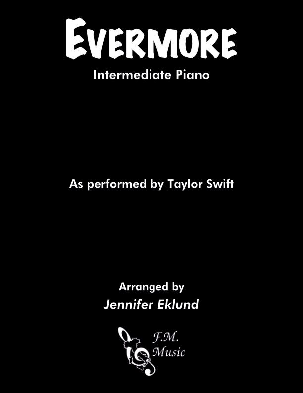 Evermore (Intermediate Piano)