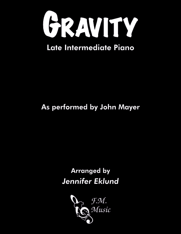 Gravity (Late Intermediate Piano)