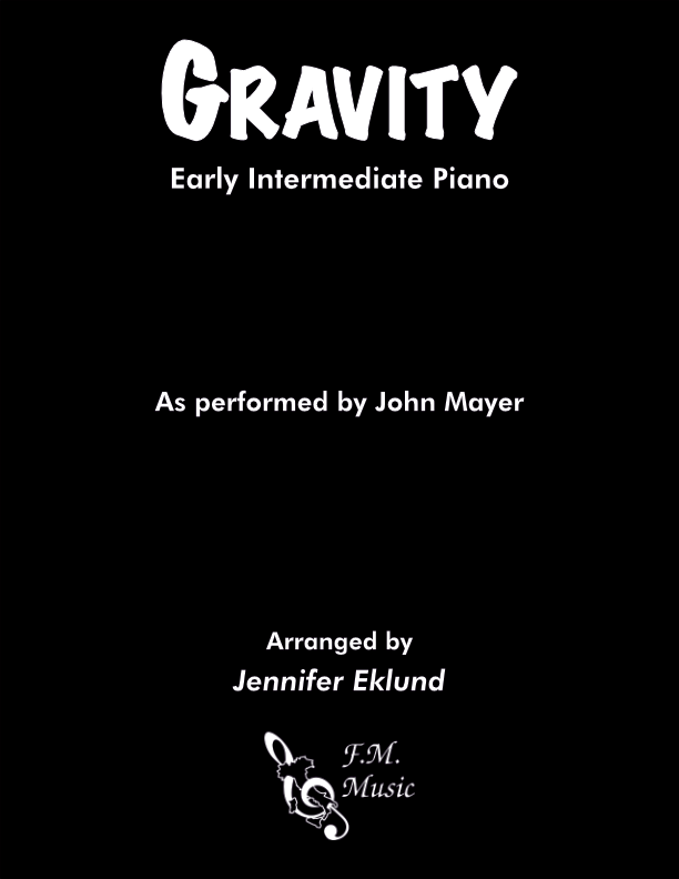 Gravity (Early Intermediate Piano)