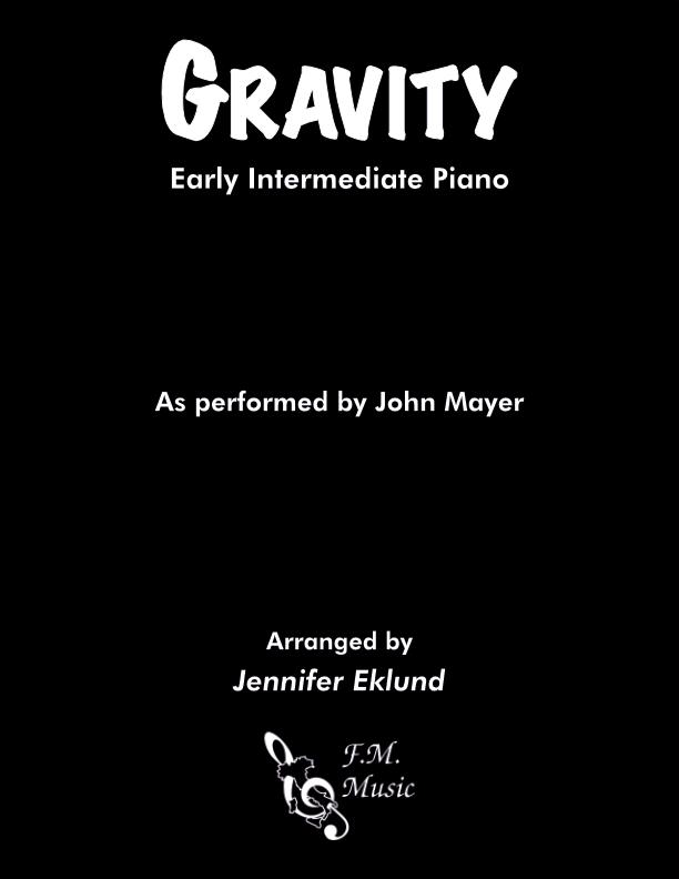 Gravity (Early Intermediate Piano)