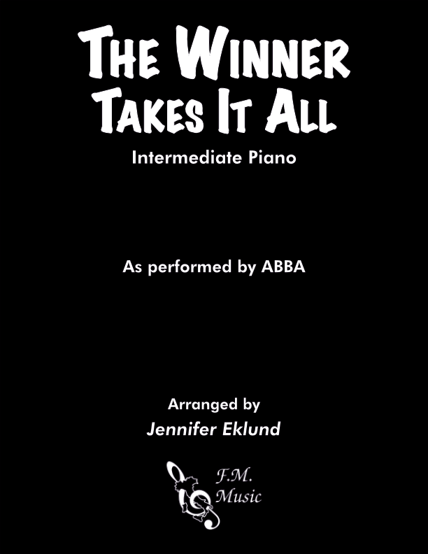 The Winner Takes It All (Intermediate Piano)