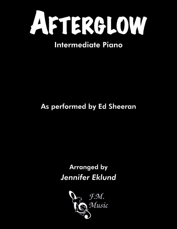 Afterglow (Intermediate Piano)
